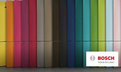 Kühlschrank Planer : Bosch vario style farbige fronten für ihren kühlschrank ihr
